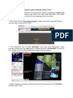 Akses Landsat 8 Pada Glovis USGS doc