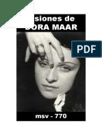 (msv-770) Visiones de Dora Maar