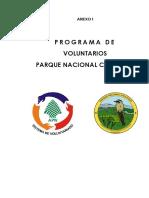 Programa Voluntarios Calilegua