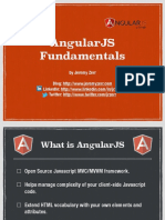 AngularJS Fundamentals BCC 2016