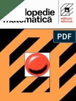 Mica Enciclopedie Matematica (Ed. Tehnica 1980)