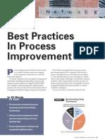 Process Improvement Best Practices