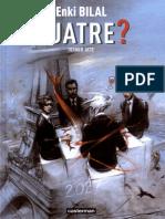 Enki Bilal Quatre   Dernier acte  2007.pdf