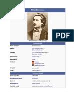 Mihai Eminescuu