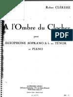 A l'Ombre Du Clocher