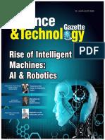 Science Amp Amp Technology Gazette June 2017