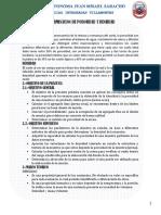 Informe de Lab-1 Porosidad y Densidad