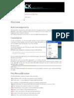 RhinoCM Manual