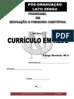 4-Apostila - Módulo - Curriculo Em Rede – 40h