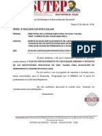 1. Plan Capacitacion 2018 Sute Talara