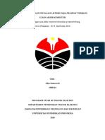 Pengkabelan Dan Instalasi Listrik Pada Pesawat Terbang Joko