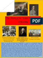 The History of the United States of America Part 2