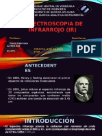 Espectroscopia IR