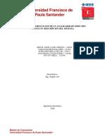 Analizador de espectro (Descripcion Del Sistema)