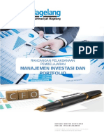 Silabus (RPP) Teori Portofolio & Analisa Investasi