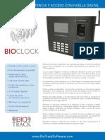 Bt-bclock Espanol Brochure