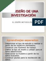 Diseño de Una Investigaciòn IV