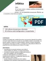 Filariasis linfática