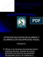 Presentación Dis. Visual