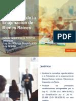 Seminario Enajenacion Bienes Raices, Contadores Junio 2018 Final