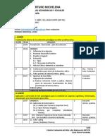 Cronograma y Plan de Evaluacion Semestre 20182 Mpc701 7 Semestre