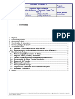Alcance Diseño Planchada AGC X1-Directa