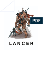 LANCER 1.6 Tables Included