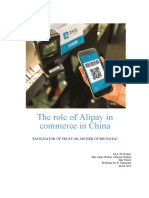 The Role of Alipay in Commerce in China 2017