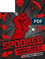 R2K Surveillance of Journalists Report 2018 Web