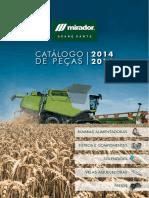 Catalogo Mirador 2015