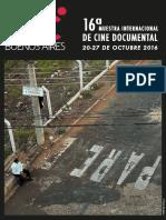 Catálogo DocBuenosAires 2016