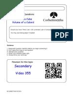 Volume of a Cuboid PDF (1)