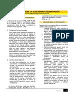 Lectura - Cómo escoger un buen tema de investigación.pdf