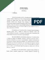 Sentença Dilma Senado