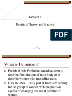 Gender Lecture 3