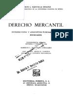 DERECHO MERCANTIL Mantilla Molina.pdf