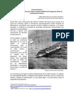 Convenio Bunkers 2001 Instrumento Para Lograr Responsabilidad Civil