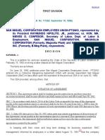 CBA - UNION-PTGWO vs Confesor _ 111262 _ September 19, 1996 _ J Kapunan _ First Division
