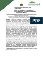 Resumo 59 - Letramento Matemático - Francisco Silva