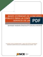 21.BASES ESTANDAR CP SERVICIO DE LIMPIEZA.doc