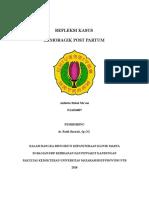 Azillatin Refleksi Kasus Rest Plasenta