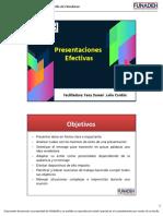 Presentaciones Efectivas