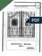 Estatuto Social 2011