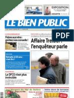 Le Bien Public 11 Septembre 2010