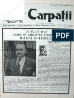Carpatii Anul XIX Nr 14-15-25 Aug 30 Sept 1973