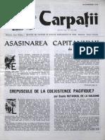 Carpatii Anul XXIII Nr 18 Octombrie 1978