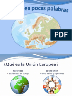 Europa Presentación