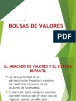 BOLSAS DE VALORES .pptx