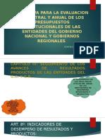 Directiva Para La Evaluación Semestral y Anual de PPT - Hellen Chamorro
