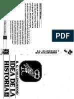 Collingwood_Idea de la Hstoria.pdf
